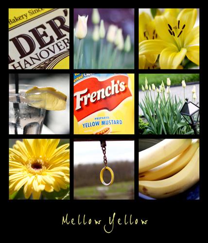 Yellow copy